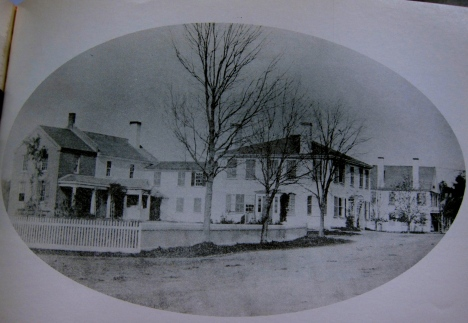 Ames Home and Office, North Easton, Massachusetts ca. 1852 - 1862