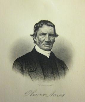 Old Oliver Ames