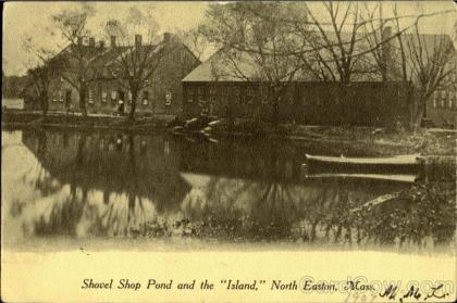 Shovel Shop Pond And The Island North Easton, MA