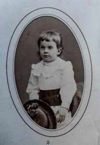"Katharine ""Kitty"" Hobart Ames Spalding"