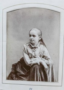 "Evelina ""Lena"" Orville Ames Hall"