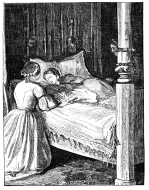 stock-illustration-20625662-woman-on-death-bed-friend-at-bedside-1862-magazine