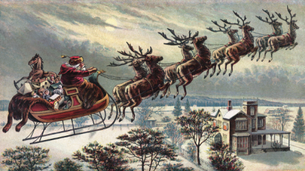 santa-in-sleigh-with-reindeersanta-claus-reindeer-public-domain-super-heroes-dfpwrpfw-e1387694367744